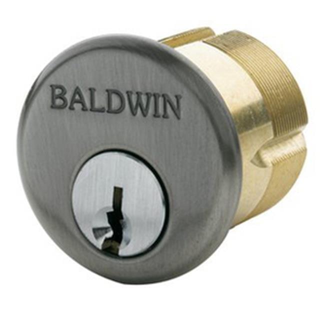 Baldwin 0403031 E R Trim Unlacquered Bright Brass