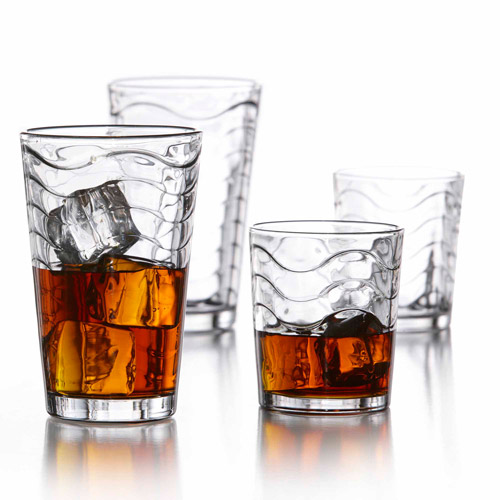 Stylesetter Allure Glassware Set 12 pc Box by Generic