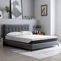 Harper & Bright Designs Plush Comfort Gel Memory Foam Mattress