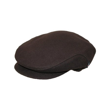 Men's Christor (Carl) Wool Ivy Cap with Earflaps,
