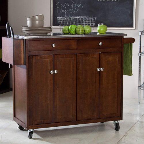 The Espresso Kitchen Cart