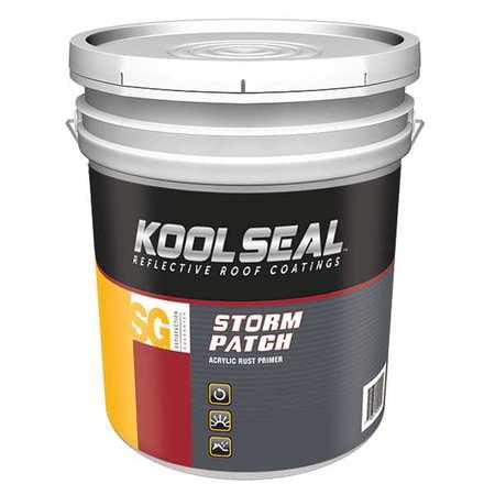 KST COATINGS KS0034800 20 5 gal White Acrylic Primer