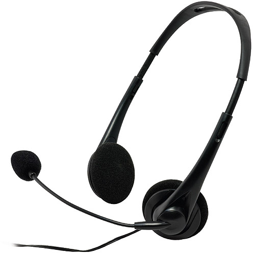 Gearhead Stereo Headset with Microphone