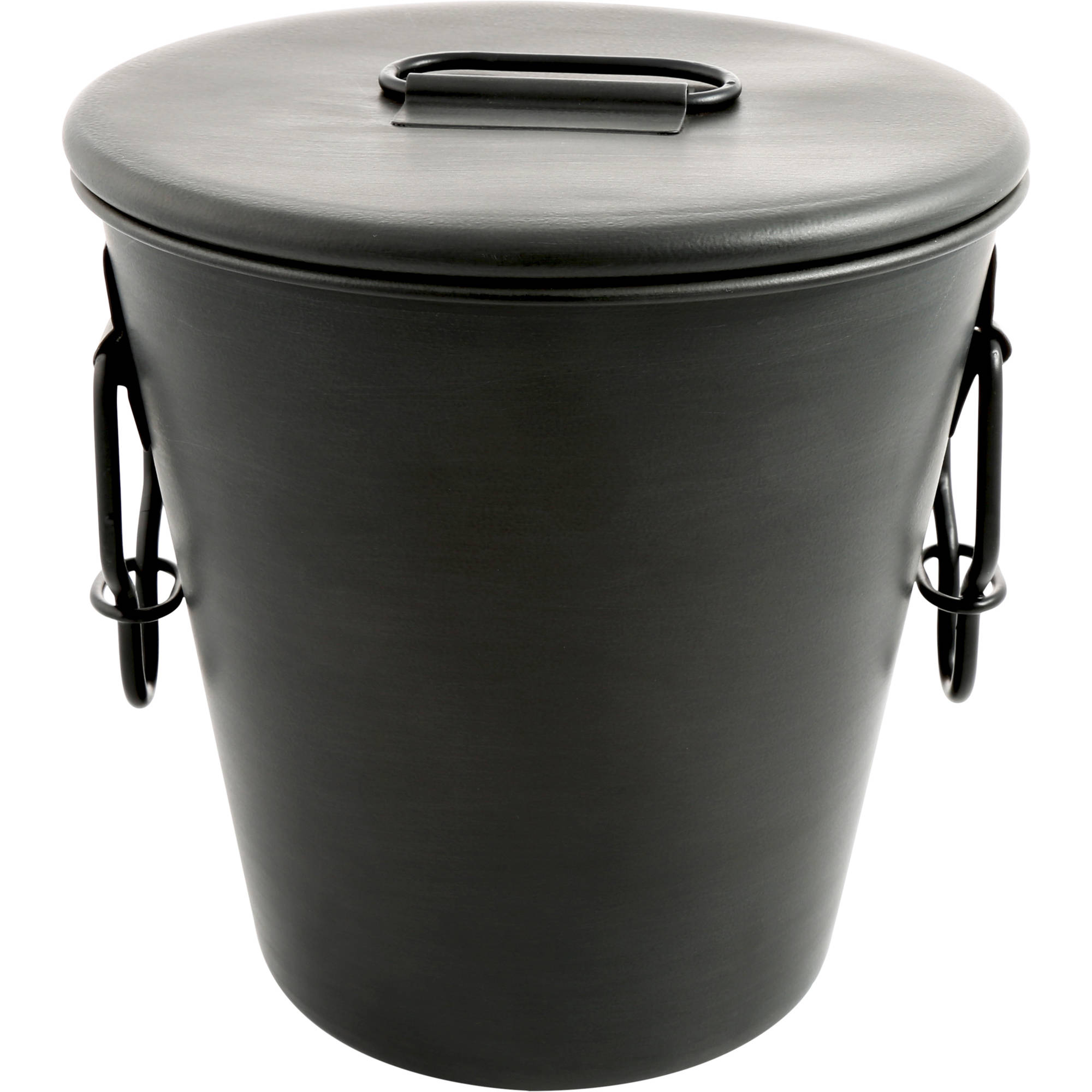 Cambridge Dunham Gunmetal 3 qt Single-Walled Ice Bucket by Cambridge
