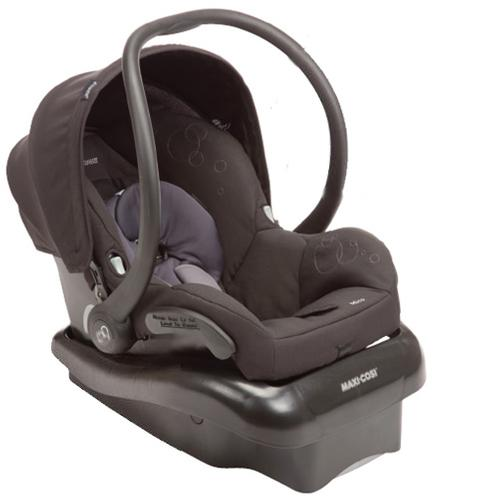 MAXI-COSI IC166BYC Mico Nxt Infant Car Seat- Ironic Black