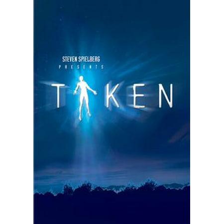 Steven Spielberg's Taken (DVD) (Steven Spielberg Halloween Movies)