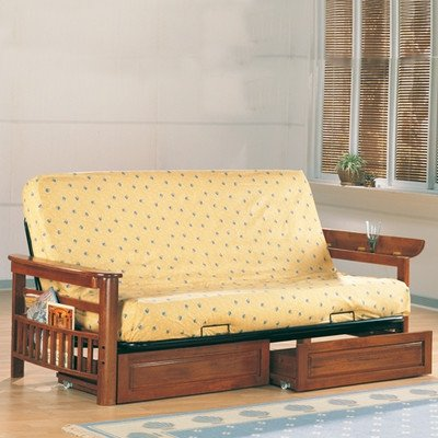 Futon Frame by Hollywood Home