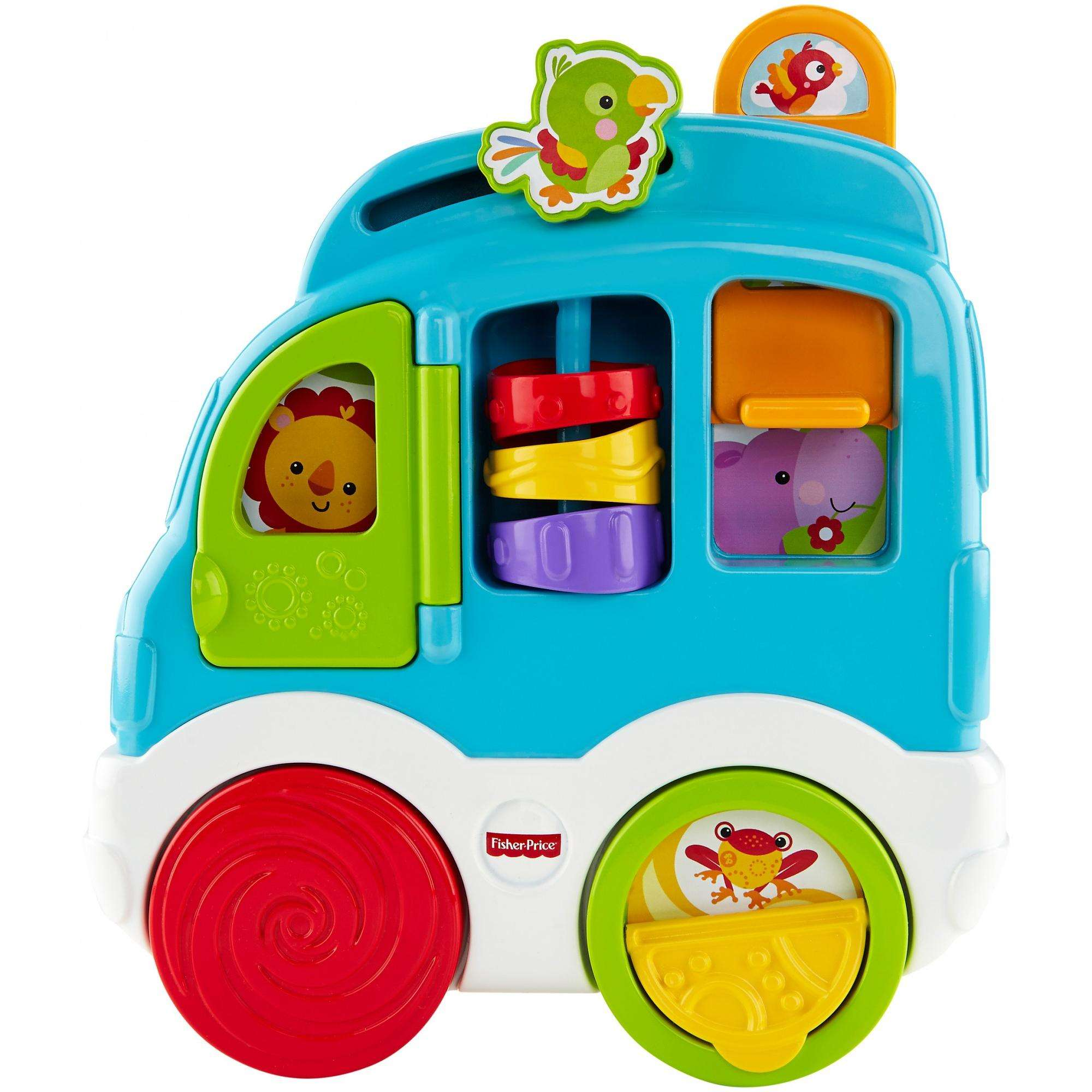 Fisher Price Animal Friends Discovery Car by Fisher-Price