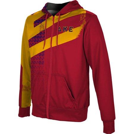 Kappa Classic Sweatshirt (ProSphere Men's Delta Kappa Epsilon Structure Fullzip Hoodie)