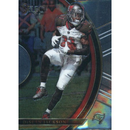 2017 Panini Select #46 DeSean Jackson Tampa Bay Buccaneers Football Card - Halloween Tampa 2017