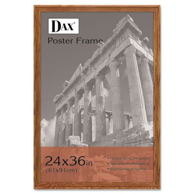 DAX Plastic Traditional Poster Frame