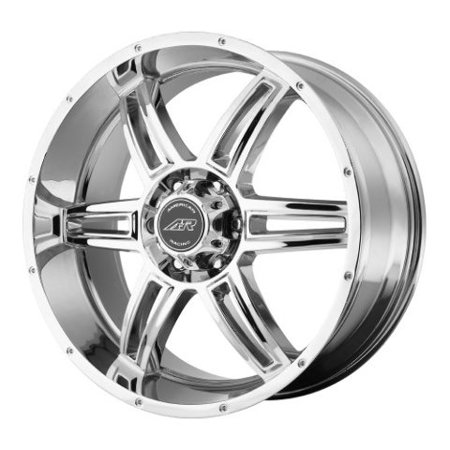 "American Racing Custom Wheels AR890 Triple Chrome Plated Wheel (17x8""/5x114.3mm, 0mm offset)"