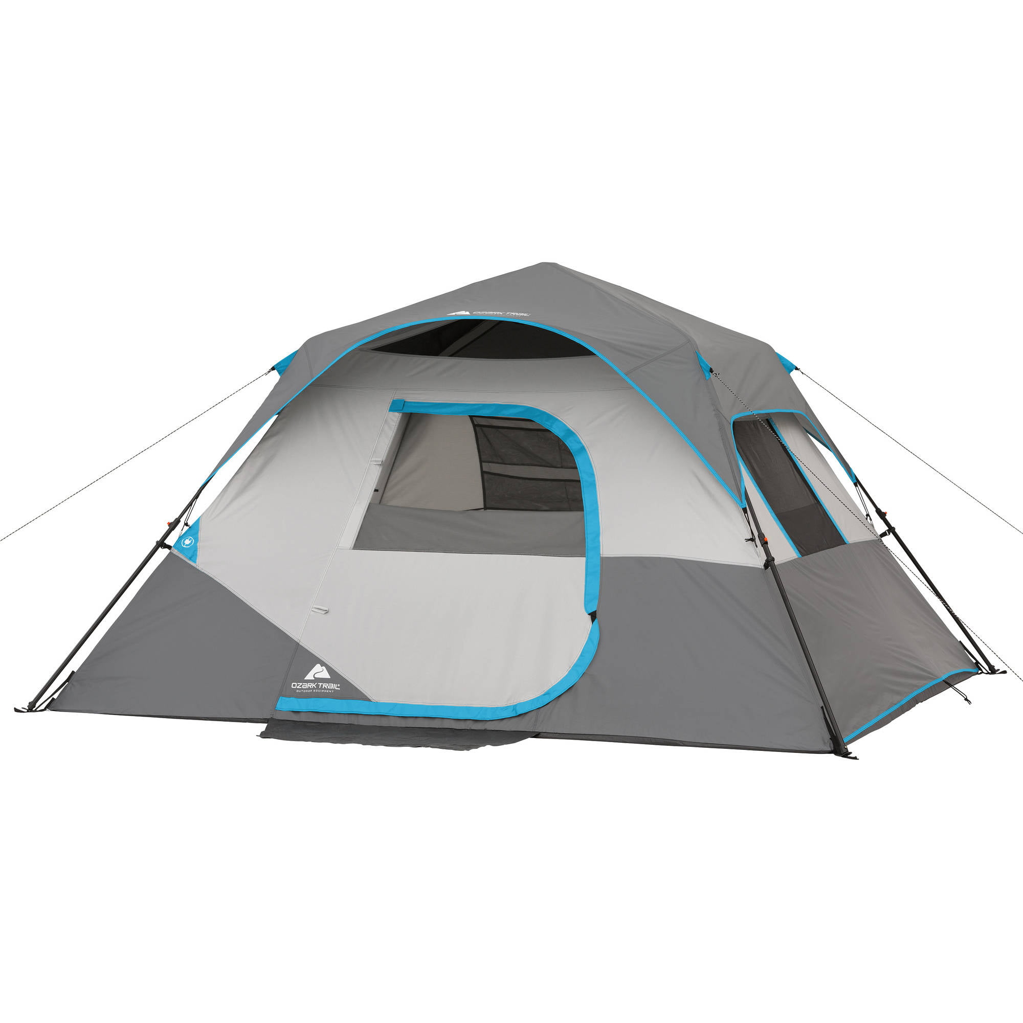 "Ozark Trail 10' x 9' x 66"" 6-Person Instant Cabin Tent by Bohemian Travel Gear Limited"