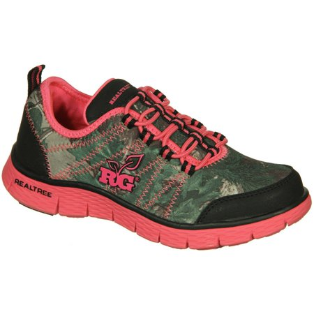 Realtree Outfitters Miss Eagle (Kids) Pink