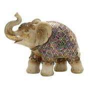 Creatively Designed Elephant Figurine