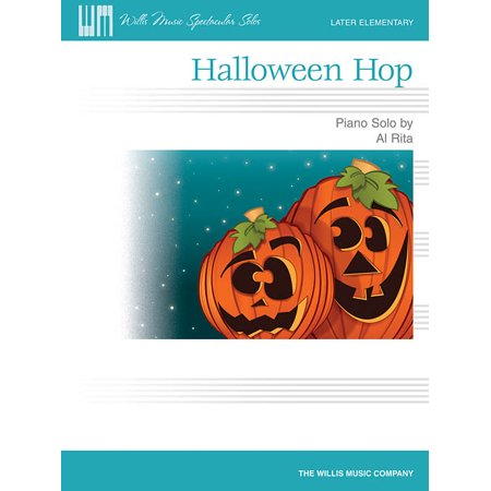 Halloween Hop Al Rita Willis Music Spectacular Solos Later Elementary Level [Sheet music] - Halloween Music App