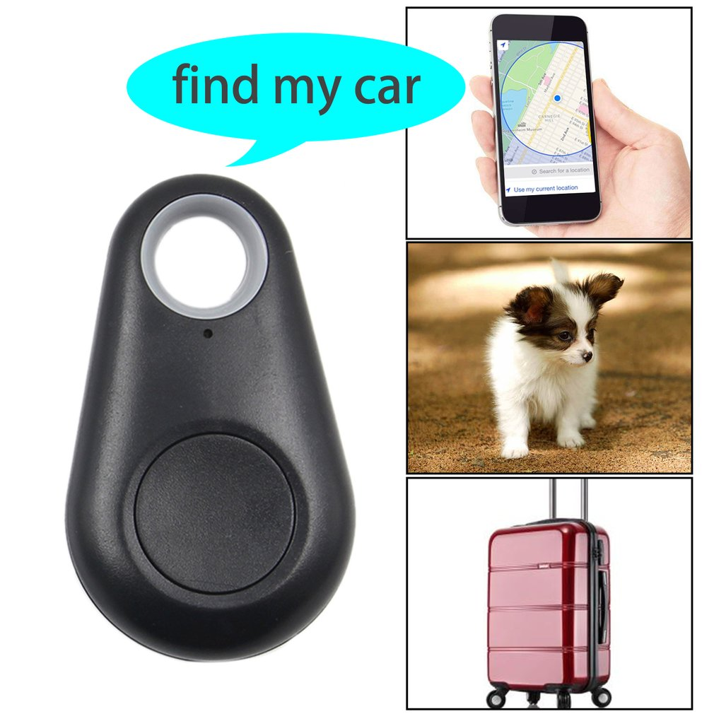 Auto Bluetooth 4.0 Smart Finder Bidirectional Anti Lost GPS Alarm Device