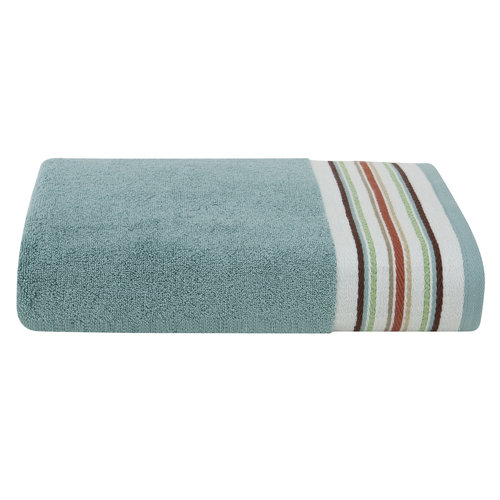 Better Homes and Gardens Bath Towel, Citrus Stripe