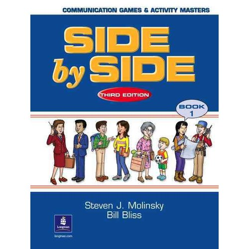 Side by Side: Communication Games & Activity Masters