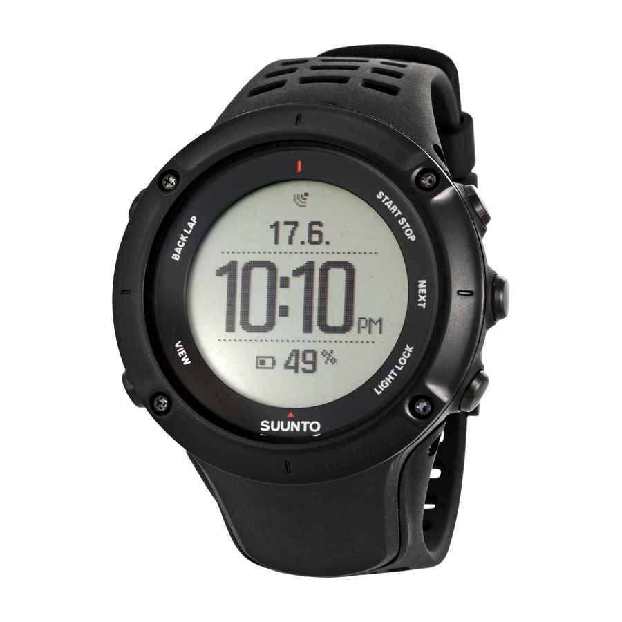 Suunto - Ambit 3 HR Bluetooth GPS Chronograph Mens Watch ...