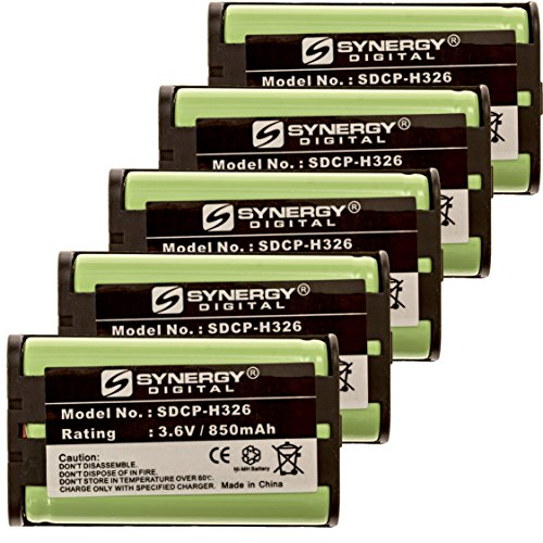 Jasco Synergy Digital Cordless Phone Batteries - Replacem...