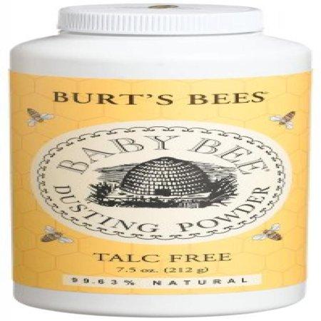 Burt S Bees Baby Bee Dusting Powder Talc Free 7 5 Ounce