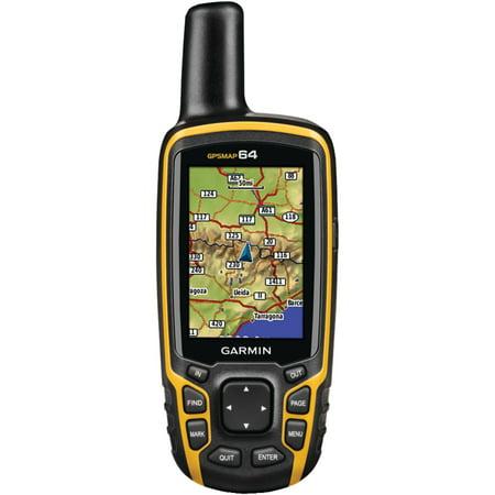 Garmin 010-01199-00 GPSMAP 64 Worldwide GPS Receiver](black friday truck gps deals)