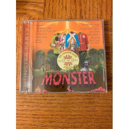 The Monster Mash Cd](Halloween Playlist Monster Mash)