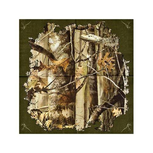 Next Camo Luncheon Napkins (16 Pack) - Party Supplies
