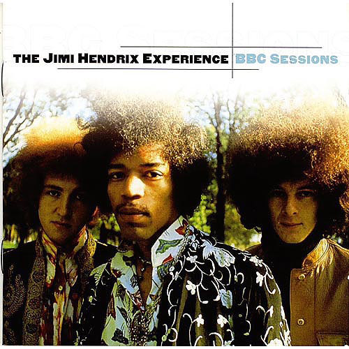 The Jimi Hendrix Experience: BBC Sessions (CD/DVD)