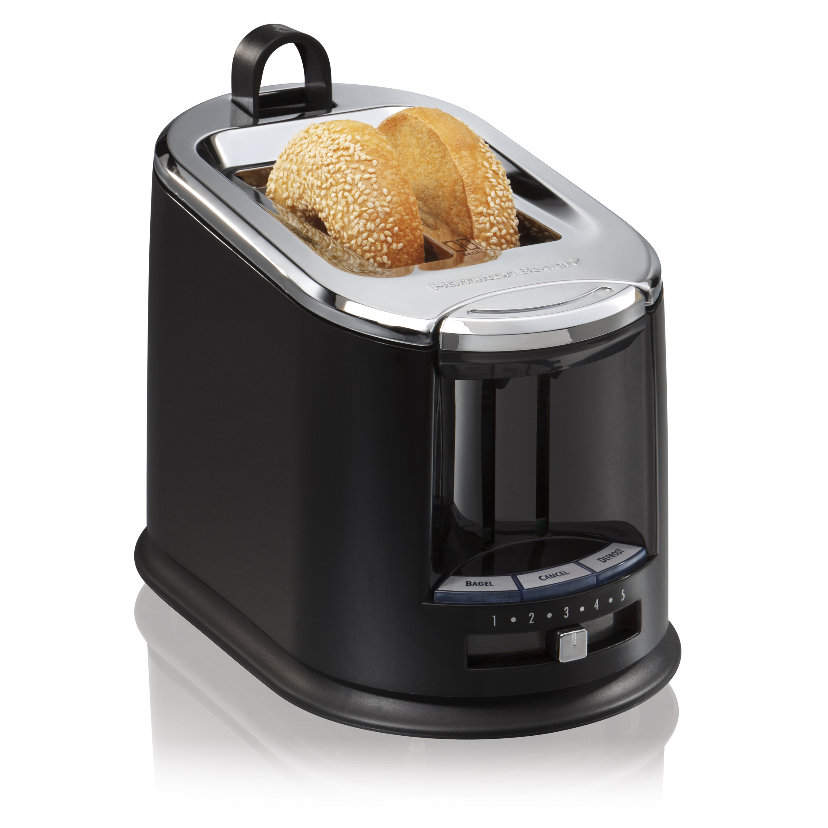 Hamilton Beach Smart Toast 2-Slice Toaster
