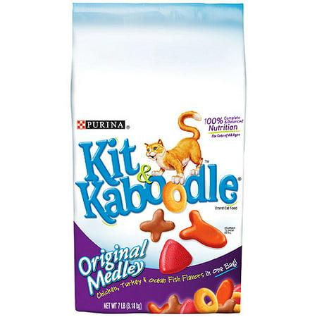 Kit N Kaboodle Cat Food
