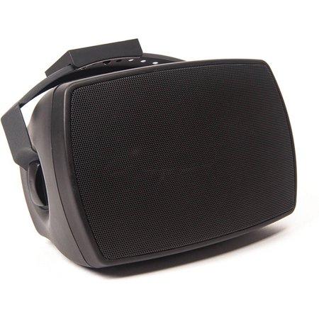 OSD Audio BTP-525BLK 5.25″ 75W Bluetooth 2-Way Patio Poly Woofer, Black