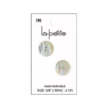 LaPetite Buttons 5/8