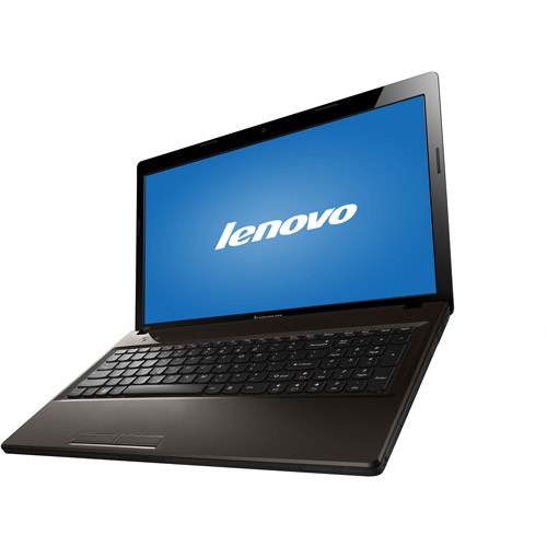 """Lenovo Black 15.6"""" Essential G580 59344054 Laptop PC with Intel Core i5-3210M Processor and Windows 8 Operating System"""