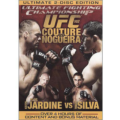 UFC 102: Couture Vs. Nogueira (Ultimate Edition) (Widescreen) by IDT CORPORATION