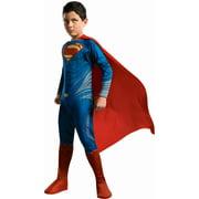Superman Man Of Steel Costume Child