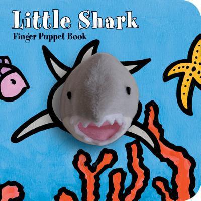 Little Shark: Finger Puppet Book (Board Book)