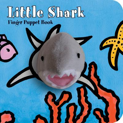 Little Shark: Finger Puppet Book (Board Book)