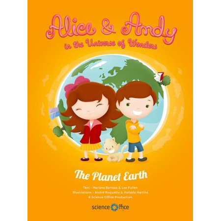 Alice & Andy in the Universe of Wonders - eBook