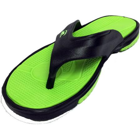 - Shoe Shack Men's Premium  Sandal Slipper Comfortable Shower Beach Shoe Slip On Flip Flop