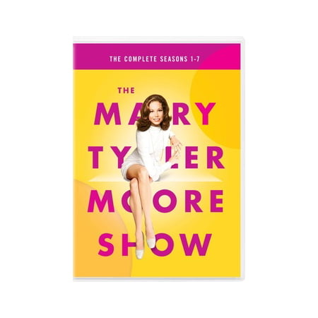 The Mary Tyler Moore Show: The Complete Series (DVD)