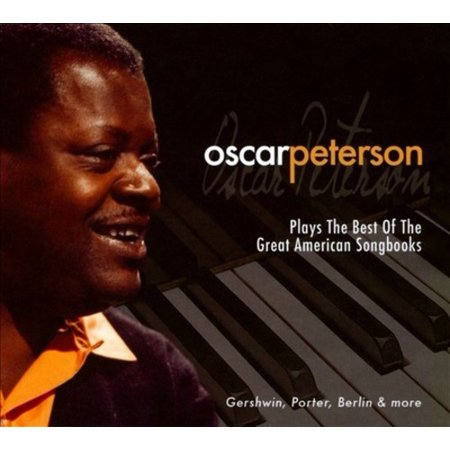 OSCAR PETERSON PLAYS THE BEST OF THE GREAT AMERICAN