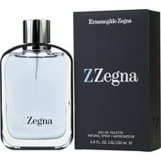 Ermenegildo Zegna Z Zegna Eau De Toilette Spray, Cologne for Men, 3.3 Oz