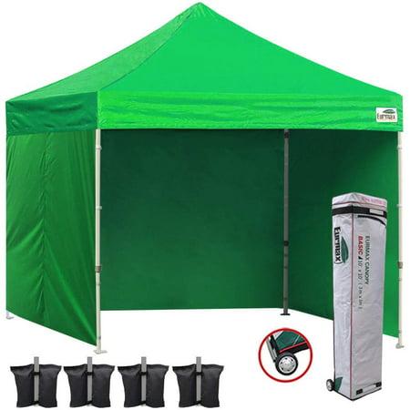 Eurmax 10x10 Ez Pop Up Canopy Outdoor Canopy Instant Tent