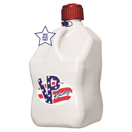 Vp Racing Square Patriot Red/White/Blue Container ()