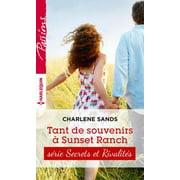 Tant de souvenirs à Sunset Ranch - eBook