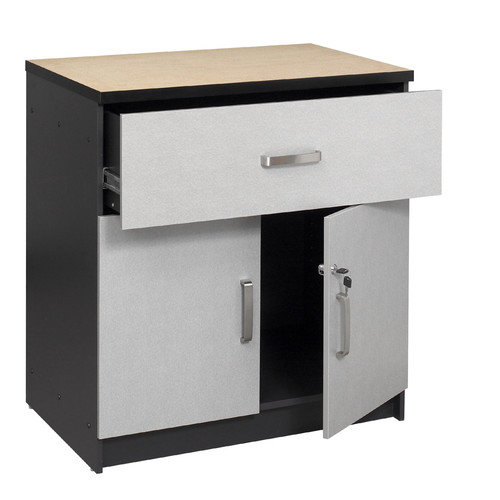 TALON 32.75'' H x 29.63'' W x 19.75'' D 2 Door Base Cabinet