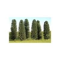 "32105 SS 3-4"" Cedar Trees (9) N Multi-Colored"