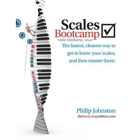 Scales Bootcamp : The Fastest, Clearest Way to Get to Know Your Scales, and Then Master